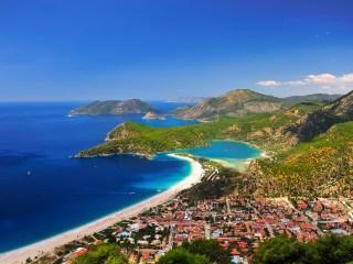 Туры в Турцию на 9-10 ночей, 2взр+1реб, отели 4-5*, все включено от 59 092 руб за ТРОИХ — май, июнь
