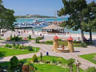 18 лучших отелей в Геленджике всё включено со своим пляжем и бассейном