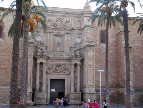 Альмерия крепость алькасаба