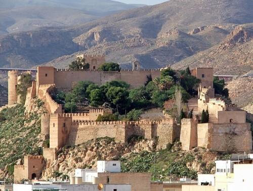 Альмерия башня алькасаба
