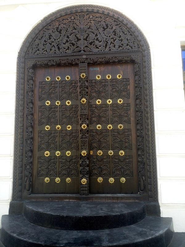 Двери Стоун Тауна