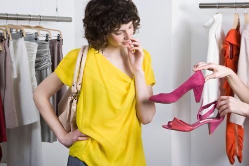 шоппинг с имиджмейкером