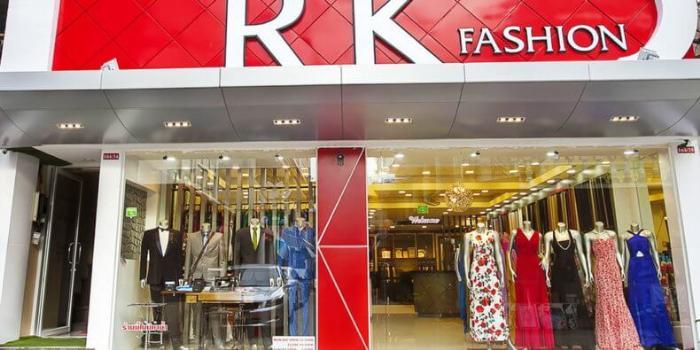 Магазин одежды R. K. Fashions на Пхукете