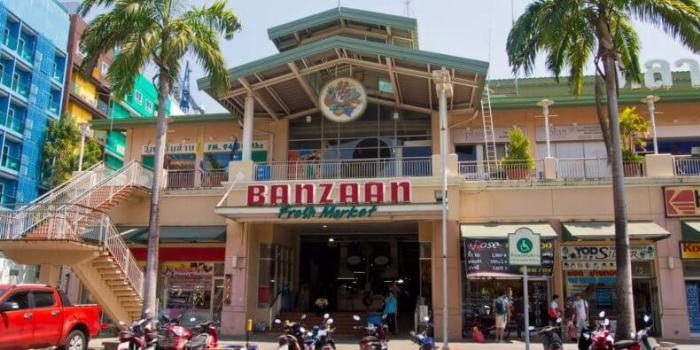 Рынок Banzaan Fresh Market на Пхукете