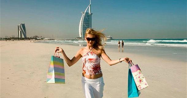 шоппинг-в-Дубае