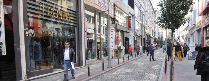 Район Османбей в Стамбуле, Турция