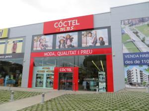 Магазины в Бланесе