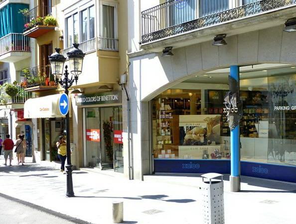Магазины Бланес