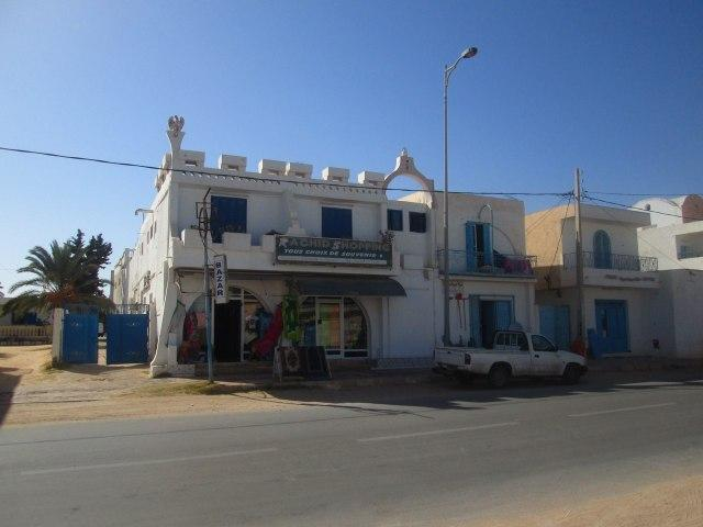 Тунис. Зарзис