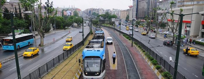 Район Лалели в Стамбуле, Турция