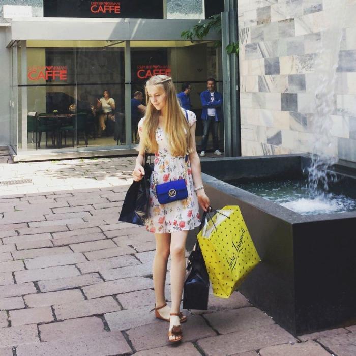 Period skidok v Milane