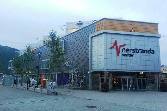 Торговый центр Тромсе — Nerstranda Senter
