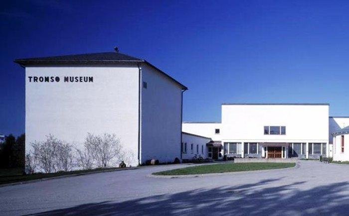 Университетский музей в Тромсе