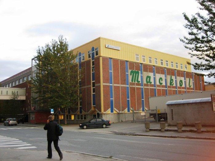 Mack Bryggeri — самая северная пивоварня в мире