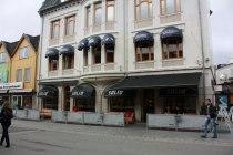 Тромсе - ресторан Store Norske Fiskekompani