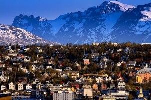 Норвегия - Тромсе