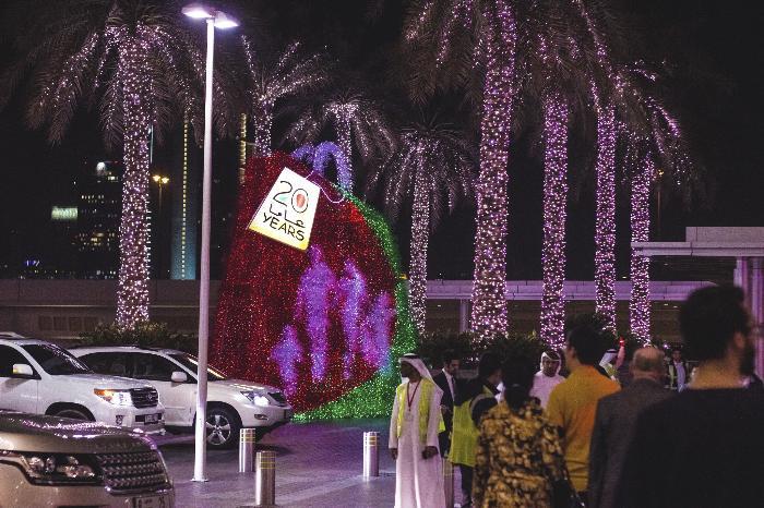 Торговый фестиваль в Дубае