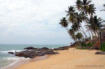 Пляж Бентоты, Шри-Ланка