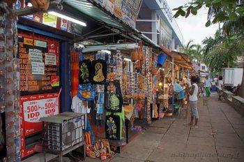 Улица Бентоты, Шри-Ланка