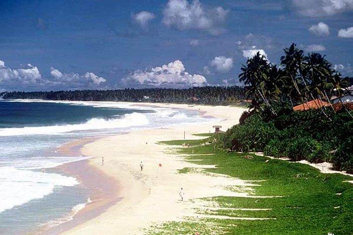 Пляжи Бентоты