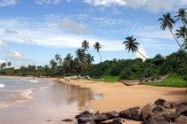 Северный пляж Paradise