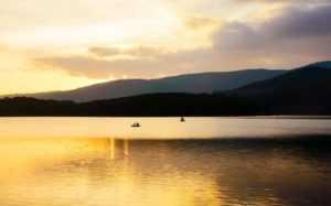 Озеро Туен Лам