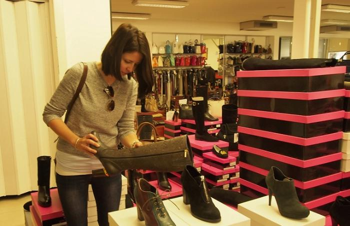 шоппинг в римини