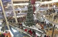Новогодний шопинг в Валенсии