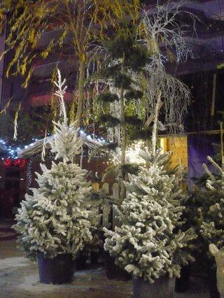 Монтре, рождественская ярмарка