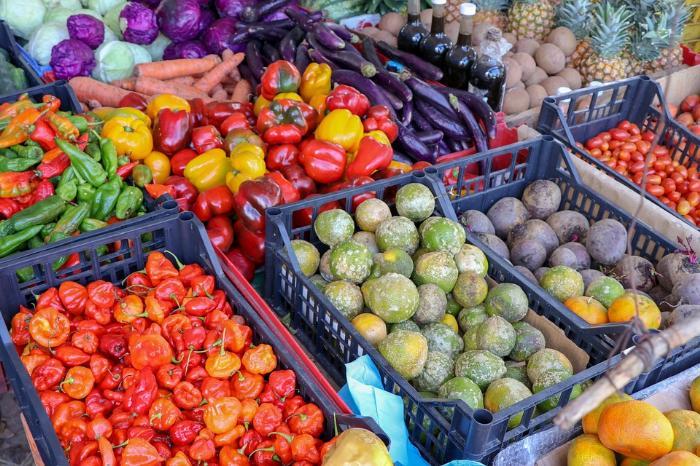 Market in Kranevo