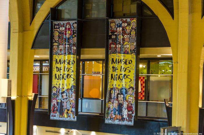 23. Отличное место для детей - детский музей. Тут ребенок может опробовать огромное количество профессий.