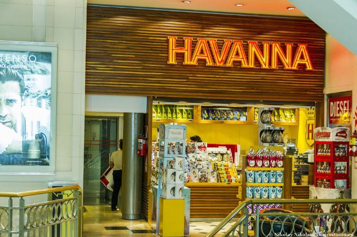 33. Одними из лучших альфаорей аргентины считаются Havanna.