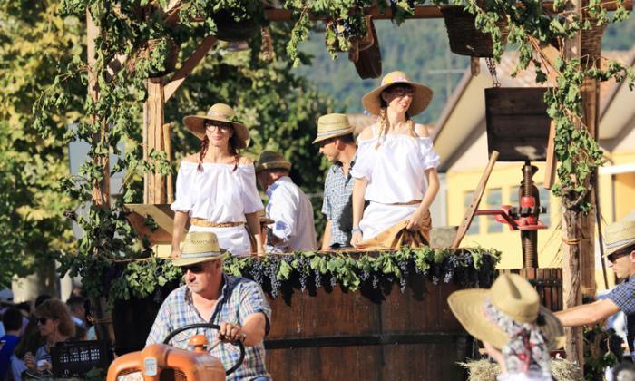 Festa Regionale dell'uva, Падуя