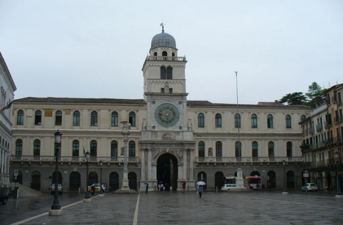 Падуанский университет, Италия