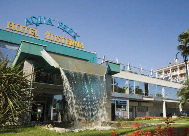 Отель Aquapark Zusterna