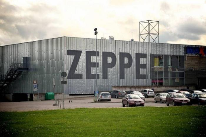 Торговый центр Zeppelin, Тарту
