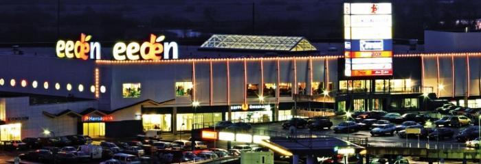 Торговый центр Eeden, Тарту