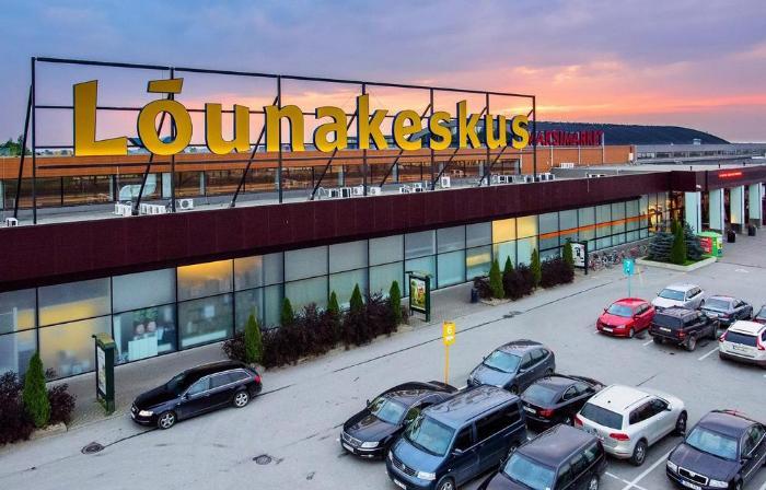 Торгово-развлекательный центр Lounakeskus, Тарту