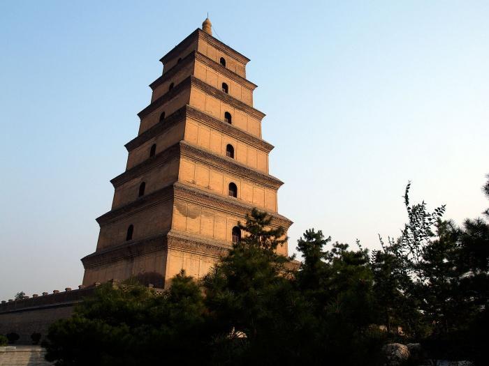 Большая пагода диких гусей, Сиань.jpg