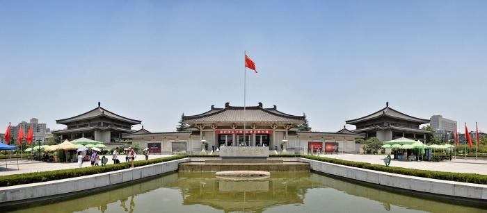 Исторический музей провинции Шэньси.jpg