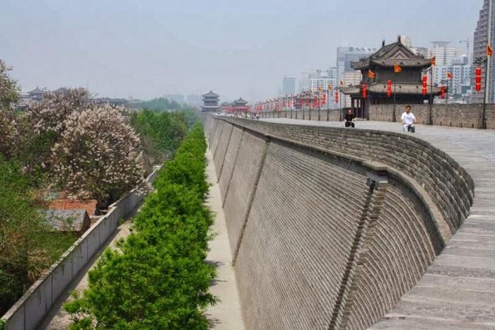 Городские стены, Сиань.jpg
