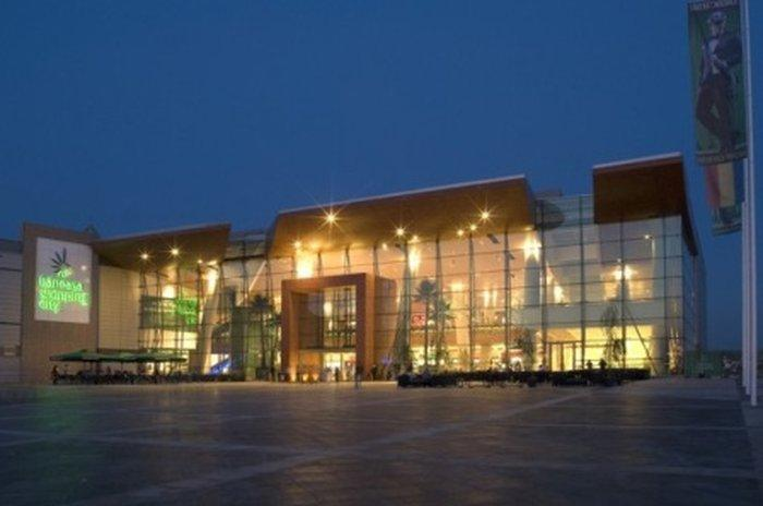 Мегамолл «Baneasa Shopping City»