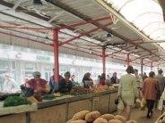 На рынке «Амзей»