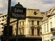 Торговая улица Calea Victoriei