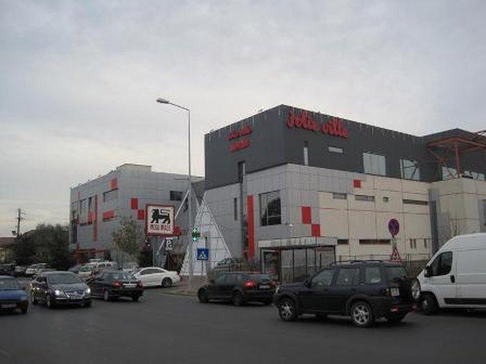 Аутлет в Бухаресте Jolie Ville Mall