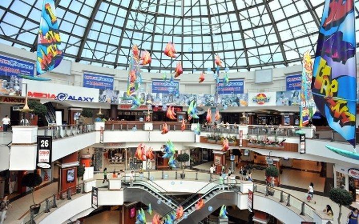 Торговый комплекс Bucuresti Mall