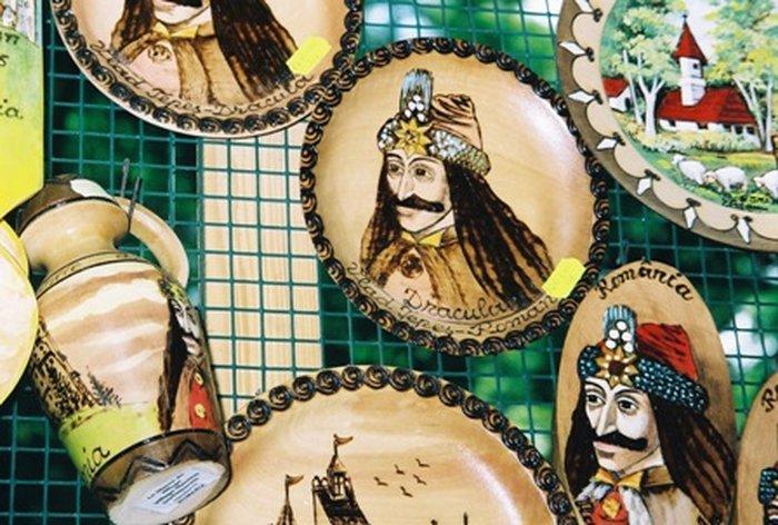 Сувениры с тематикой Дракулы