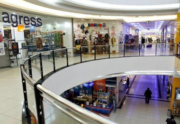 City Mall в Бухаресте