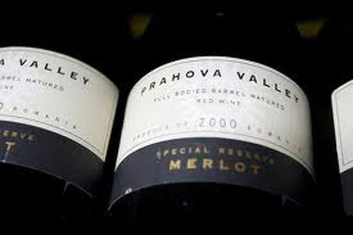 Румынские вина - Prahova Valley