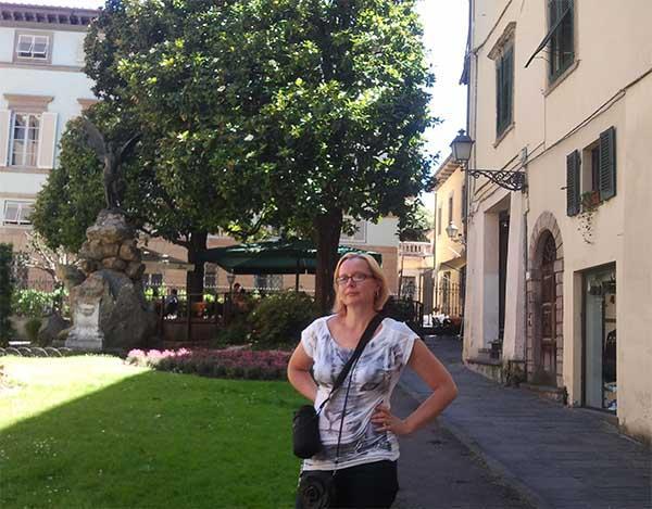 ресторан в Лукке (Lucca)